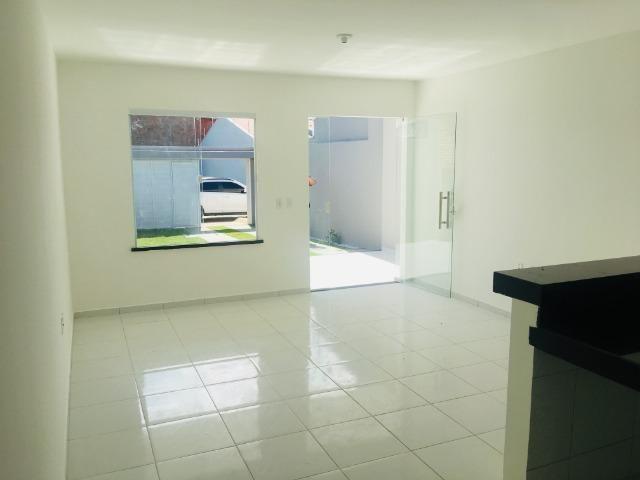 Linda casa com documentação grátis 2 quartos e 2 suites,entrada em 12x , * - Foto 9