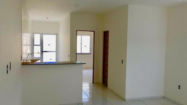 Casa Plana em Maracanaú/Luzardo Viana no valor de 160.000 com a documentação inclusa!! - Foto 5