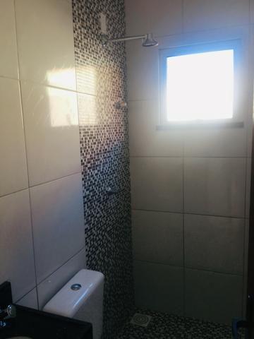 Linda casa com documentação grátis 2 quartos e 2 suites,entrada em 12x , * - Foto 16
