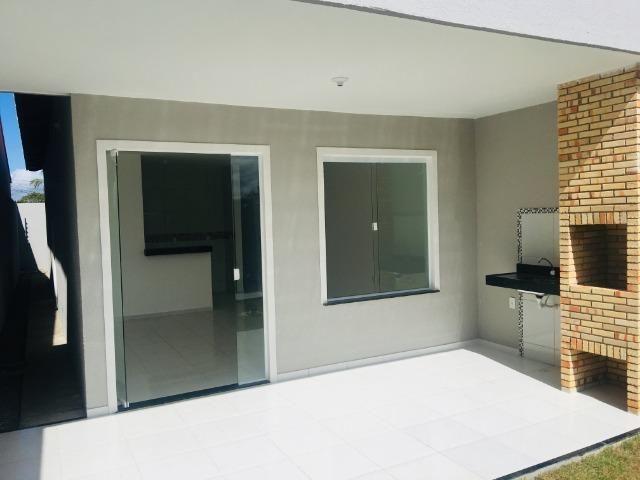 Linda casa com documentação grátis 2 quartos e 2 suites,entrada em 12x , * - Foto 5