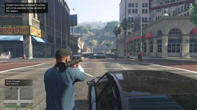 Grand Theft Auto V moedas infinita