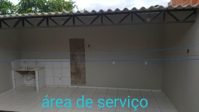 Vendo ou troco uma casa nas proximidades da escola Militar - Foto 10