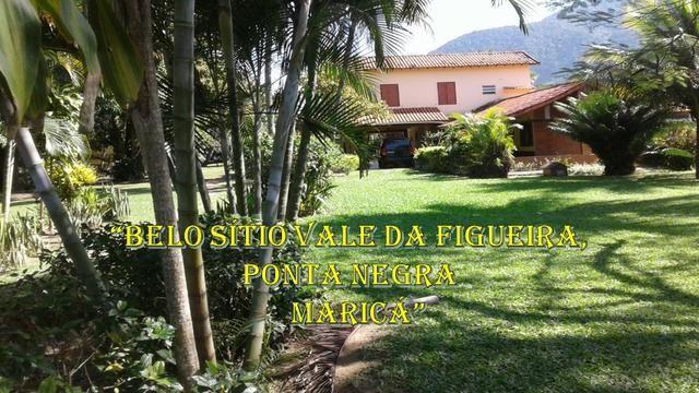 Sítio 2000m² no Vale da Figueira em Ponta Negra, Maricá