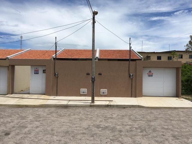 Casa Plana em Maracanaú/Luzardo Viana no valor de 160.000 com a documentação inclusa!!