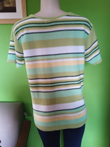 Blusa/Camisa Linha & Cores - G - Foto 3