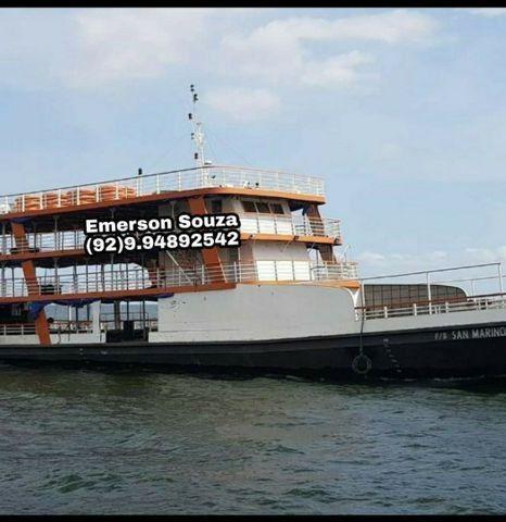 Vendo ferry bout Novo,vendo parcelado, tenho outros modelos - Foto 3