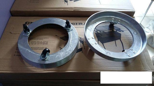 Suporte de Botijão em Alumínio Fundido ? 49,99 ZAP: * - Foto 4