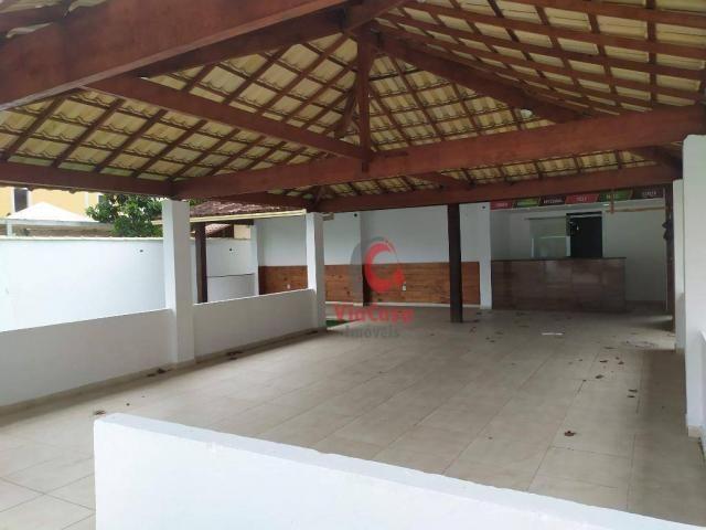 Casa Comercial para alugar por R$ 4.500/mês - Jardim Mariléa - Rio das Ostras/RJ - Foto 3