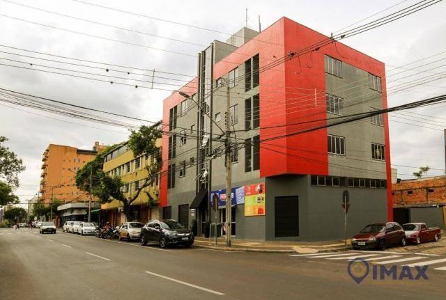 Apartamento com 1 dormitório para alugar, 45 m² por R$ 1.500,00/mês - Centro - Foz do Igua - Foto 20