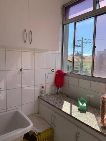 Apartamento à venda com 2 dormitórios em Santa rosa, Belo horizonte cod:3953 - Foto 4