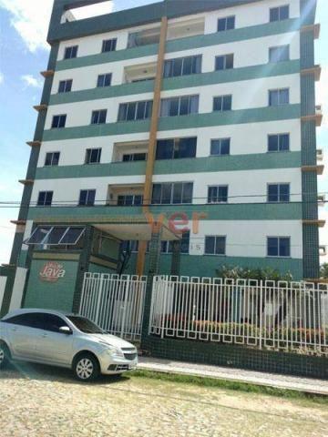 Apartamento à venda, 56 m² por R$ 259.000,00 - Alagadiço Novo - Fortaleza/CE