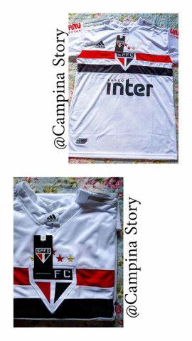 Camisas de times!!!  - Foto 3