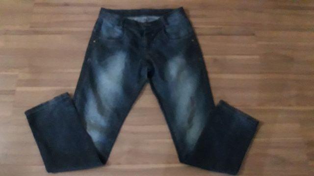 Camisao jeans infantil - tam 12 - Foto 3