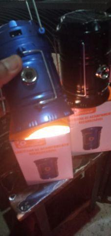 Lanterna e lampião  - Foto 5
