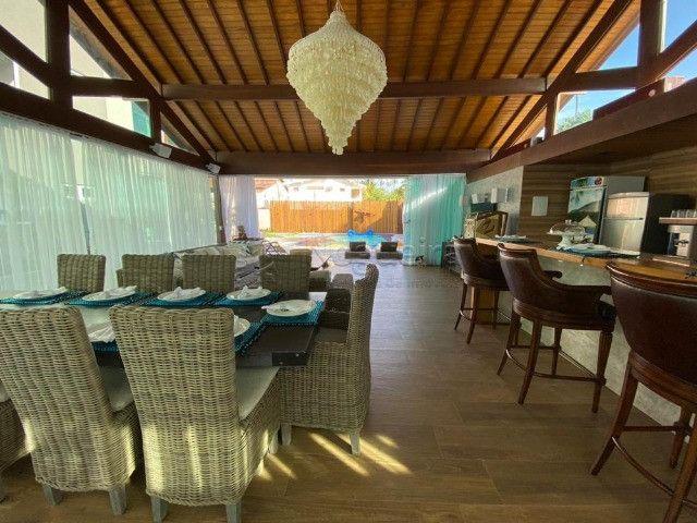 KMRL-Casa dos sonhos em Porto de Galinhas - 10 quartos (c/suítes) - 4 vagas - piscina - Foto 17