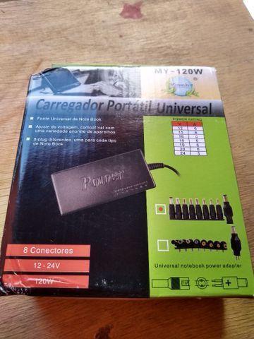 Carregador Universal Notebook $ 60.00 - Foto 2