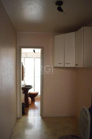 Apartamento à venda com 2 dormitórios em Nonoai, Porto alegre cod:LU428798 - Foto 14