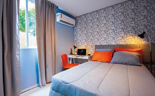 Apartamento novo de 1 ou 2 quartos ideal para estudantes da Uninovafapi - Foto 15