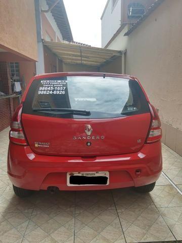 Renault Sandero Expression 1.6 8V - Foto 4
