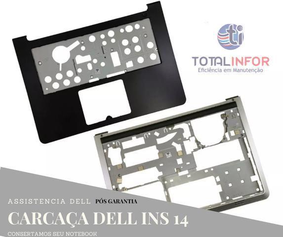 Assistência Técnica Notebook - Tela - Bateria - Carregador - Teclado - Foto 3