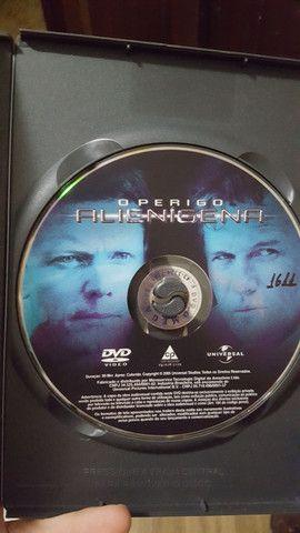 Filme DVD O Perigo Alienigena - Foto 2