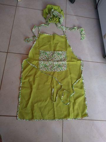Vendo avental pra vende açaí - Foto 4