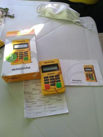 Maquininha de cartão de crédito e débito - Foto 2