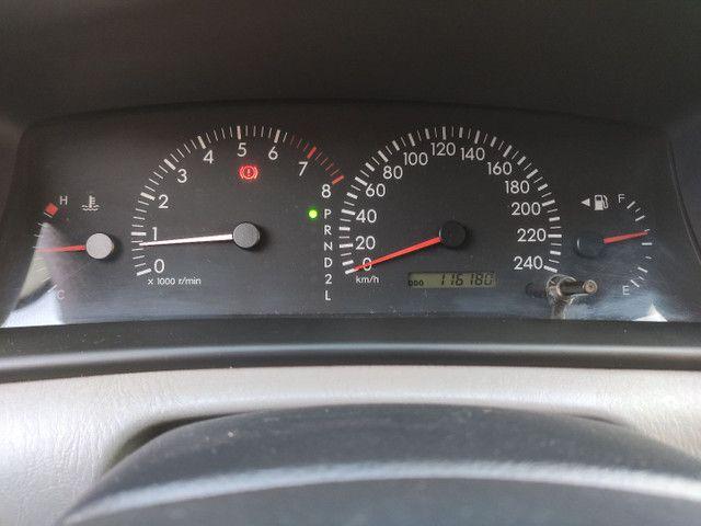 Corolla XEI 2008 azul flex automático completo - Foto 9