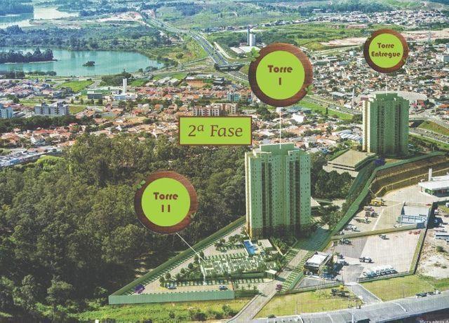 RS245.900,00 - Apartamento Fatto Torres de São José - Jundiaí - Lazer Completo - Na planta - Foto 4