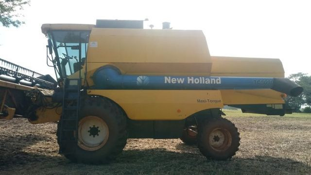 New Holland TC 5090 2009 - Foto 2