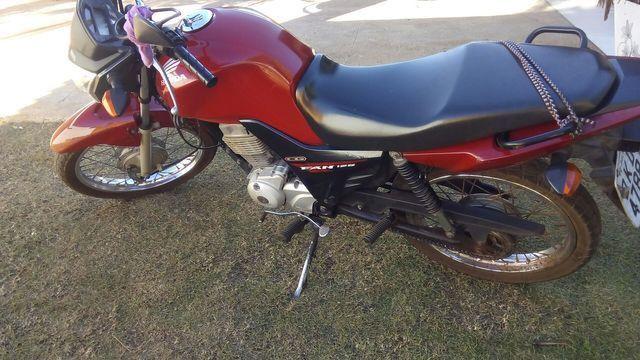 Fan 125 pedal