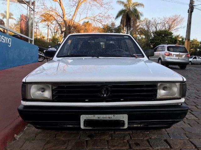 VW Voyage GL 1.6ap Injeção + DH 1989 - Foto 2