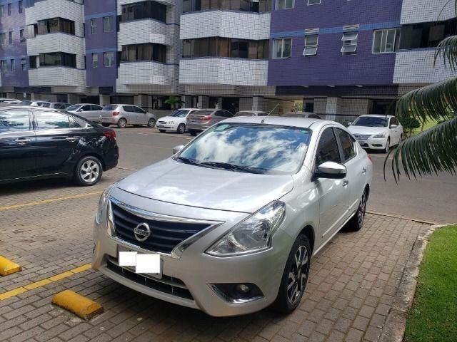 RI - Nissan versa C/GNV