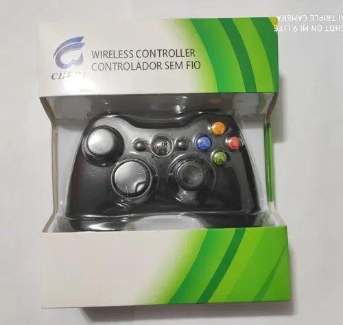 Controle para Xbox 360 sem fio - Foto 2