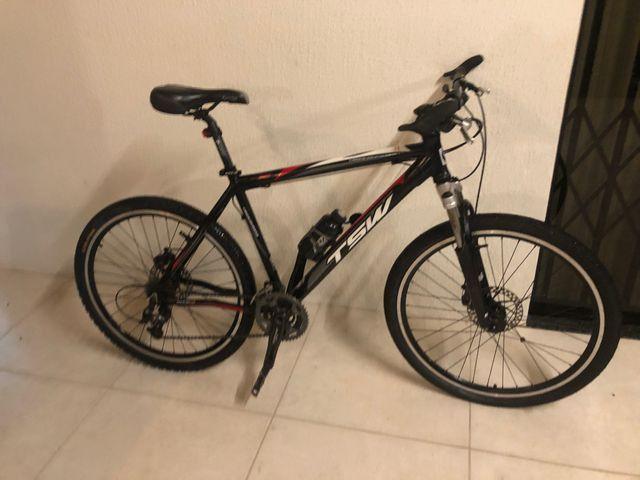 Bike TSW usada em bom estado - Foto 2