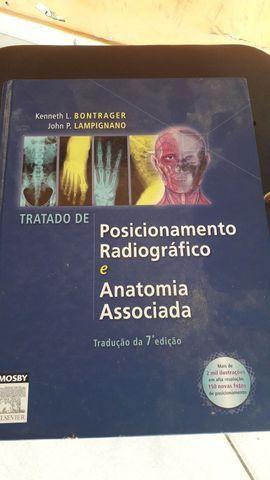 Livro seminovo excelente pra quem cursa radiologia