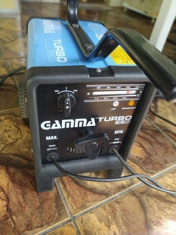 Maquina De Solda Turbo 127v - 180a - ref 3466gbr1 Gamma - Foto 6