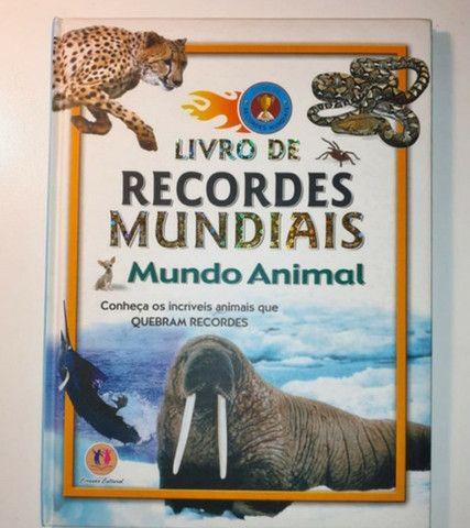 Kit 4 livros infantis: Recordes Mundiais - 2, Revolução Verde e Piadas para Rachar o Bico - Foto 3
