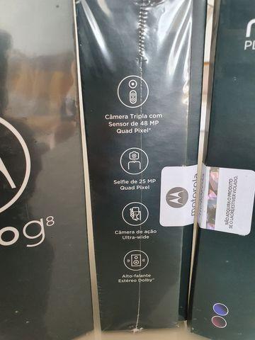 Motorola G8 PLUS 64GB LACRADO COM NOTA - Foto 2
