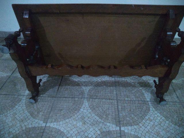 Mesa de centro,em madeira para sala - Foto 3