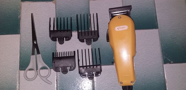 Máquina de cortar cabelo