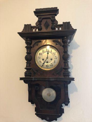 Relógio Carrilhão Junghans antigo