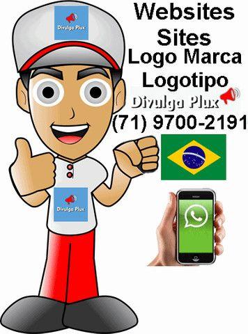 Desenvolvo Sites / Logomarcas / Google Ads / Loja Virtual / Aplicativo-São Luís - Foto 2