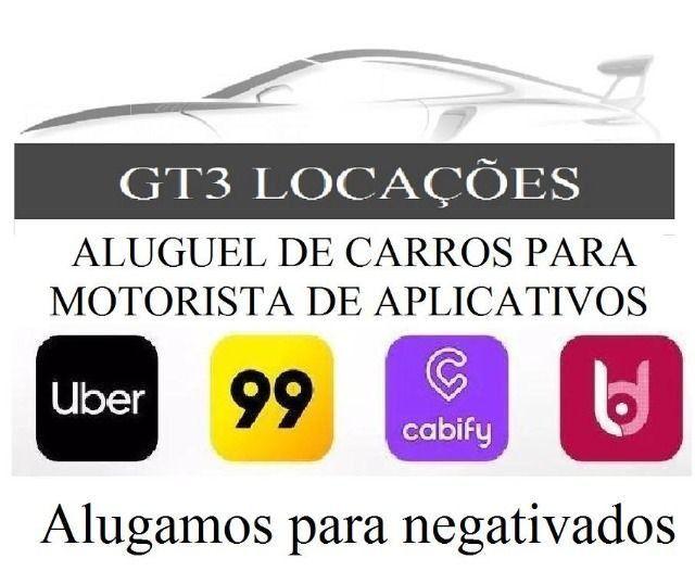 Carros para locação Uber/99/Indriver - Foto 4