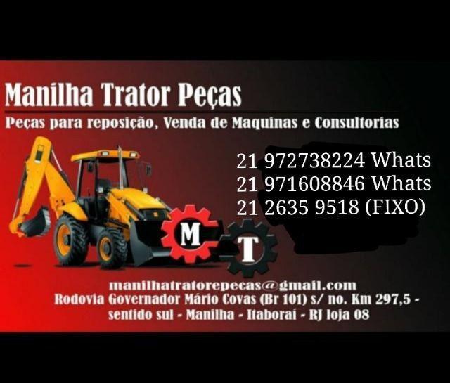 Comando Dianteiro - Foto 2