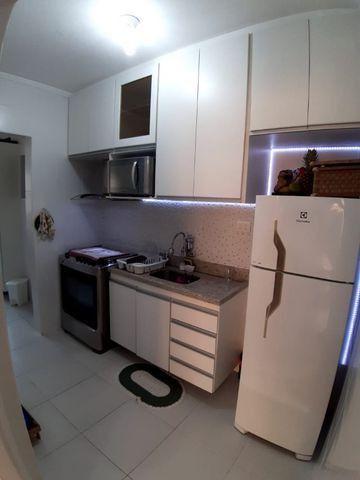 Lindo Apartamento de 2 dormit com sacada região Tortugas - Foto 16