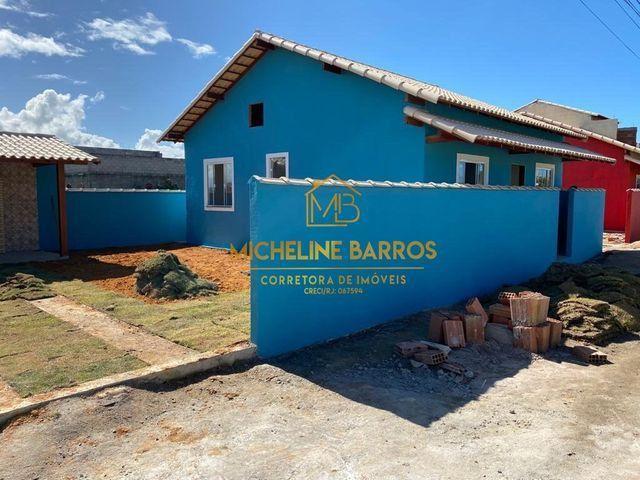 Casas lindas em Unamar/ Cabo Frio- Feirão de casas Micheline Barros. - Foto 6