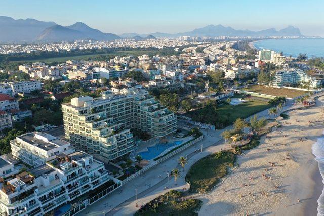 Apartamento Cobertura com 1 dormitório à venda - Villa Del Sol Residences - Recreio - Foto 2