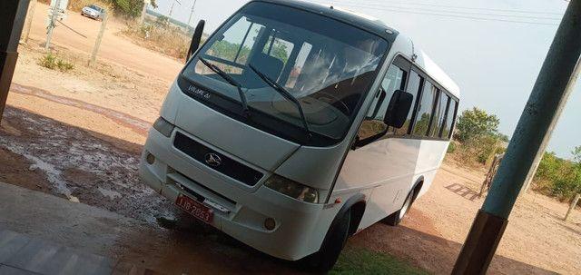 Vendo micro ônibus Volare motor MWM