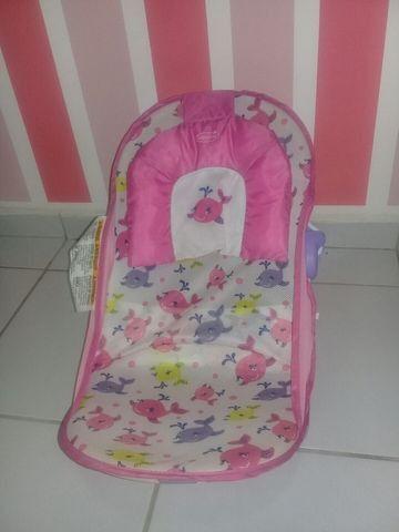 cadeira deluxe baby bather